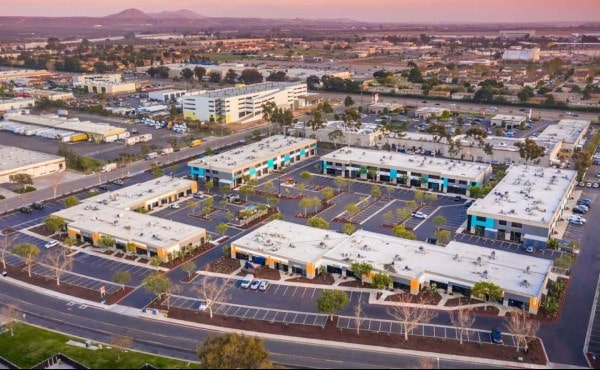 Hines makes another industrial acquisition in San Diego