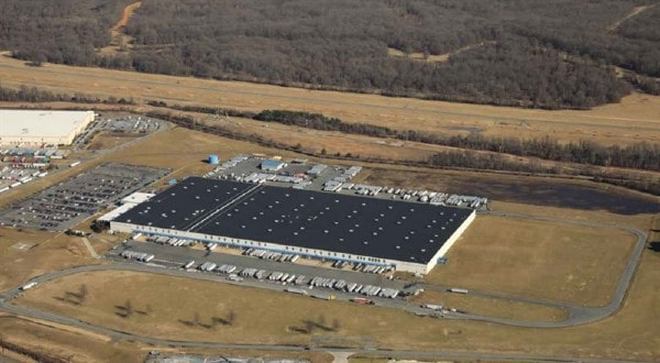 CBRE Global Investors buys logistics property in Maryland