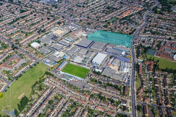JV submits plans for Grade A industrial development in Dagenham