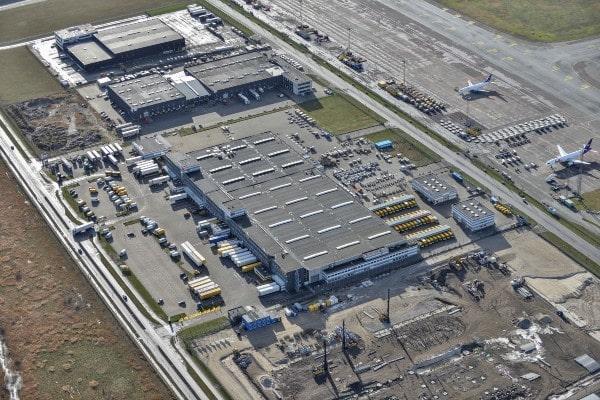 AEW buys Copenhagen airside logistics asset