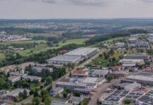 Garbe buys property near Stuttgart