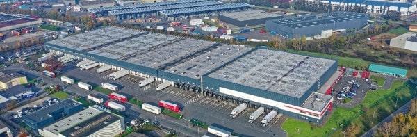 Hines fund acquires French logistics portfolio