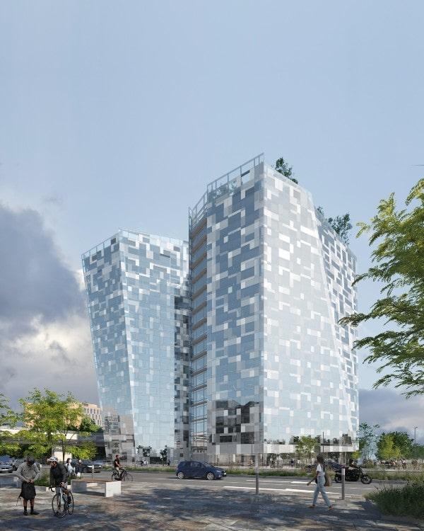 AXA IM Alts disposes office development in Paris