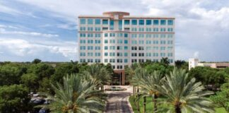 Class A office tower in Boca Raton, Florida sells for $99.5m
