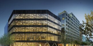 Henderson Park, Hines to build wooden office building in Barcelona