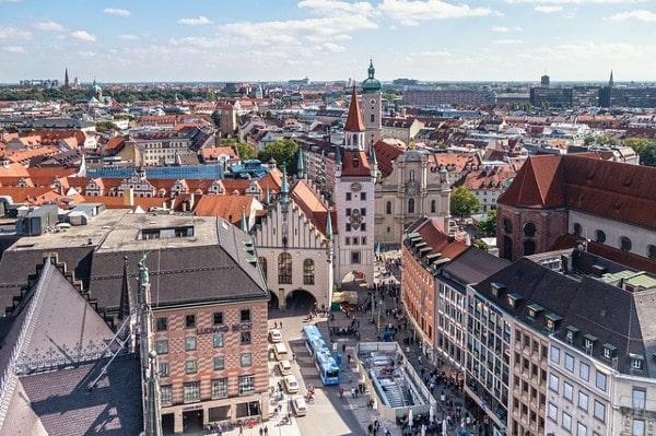 AXA IM Alts acquires site in Munich to develop timber office building