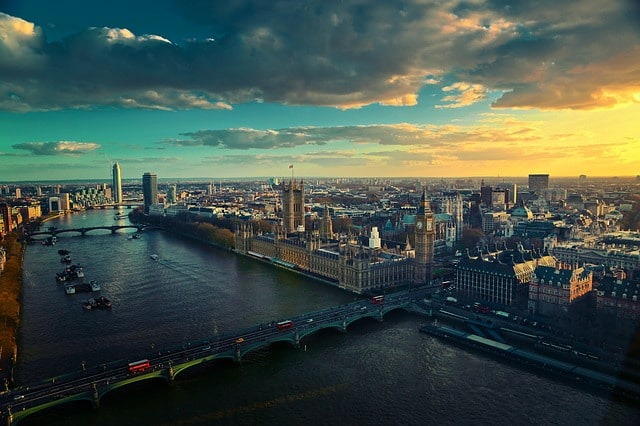 UK commercial property values see highest capital growth since 2017