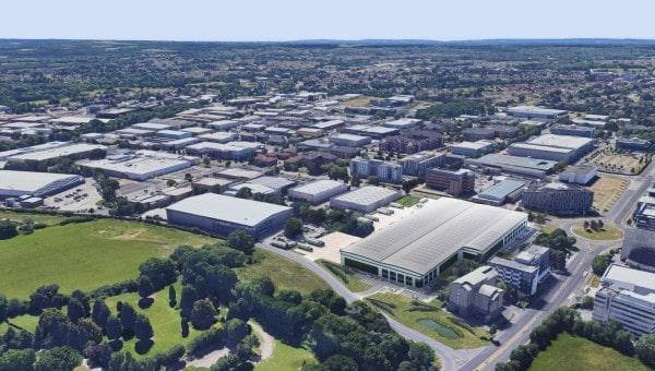 Panattoni plans to develop 202,200 sq ft logistics property in Crawley