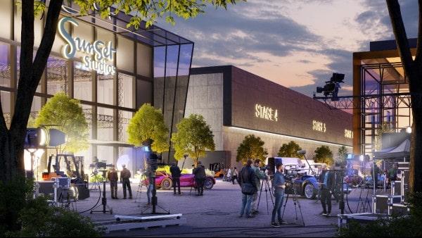 Blackstone, Hudson Pacific to develop studio facilities in UK