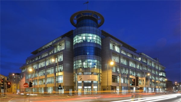 Union Investment buys Bank of Scotland office building in Edinburgh