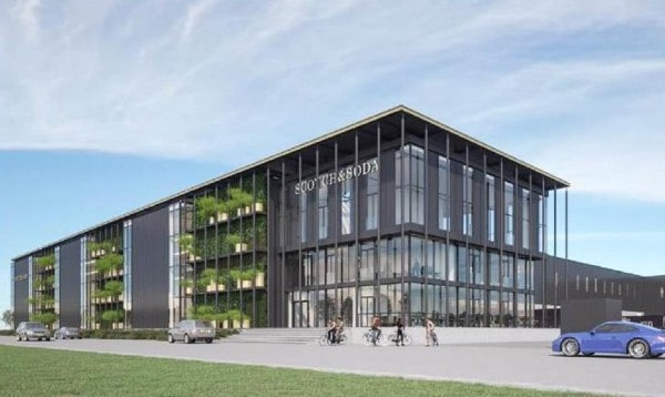 AEW buys Grade A warehouse development in the Netherlands
