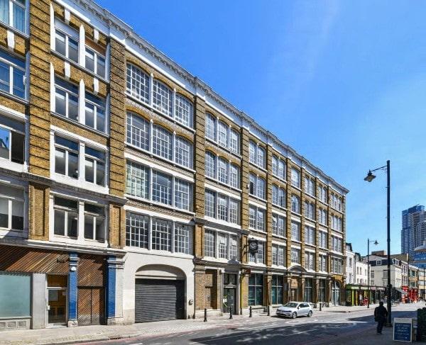 Aviva Investors acquires office building in Hoxton, London