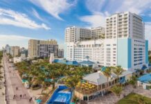 Pebblebrook Hotel Trust buys beachfront resort in Hollywood for $270m