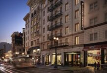 San Francisco's historic Villa Florence hotel sells for $87.5m