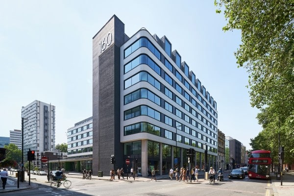Joint venture sells London office building to J.P. Morgan for £181.5m