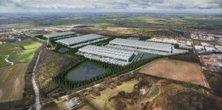 BentallGreenOak signs contracts for Doncaster logistics campus development