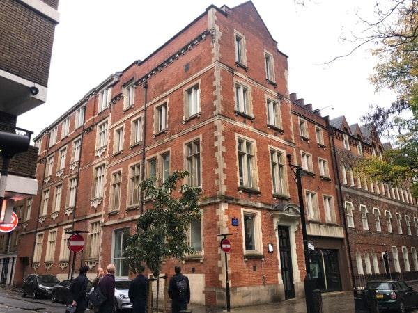 Patrizia to relocate London HQ