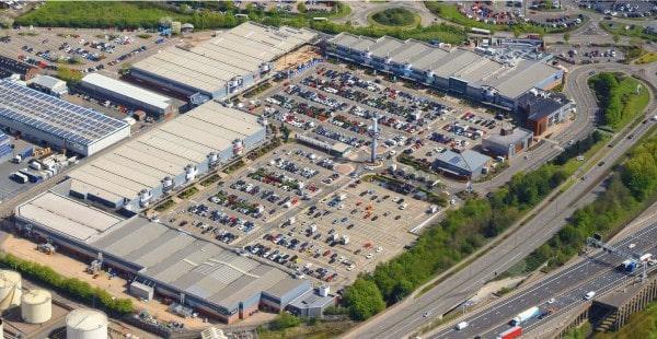 Tristan fund provides £44m debt financing for Birmingham retail park